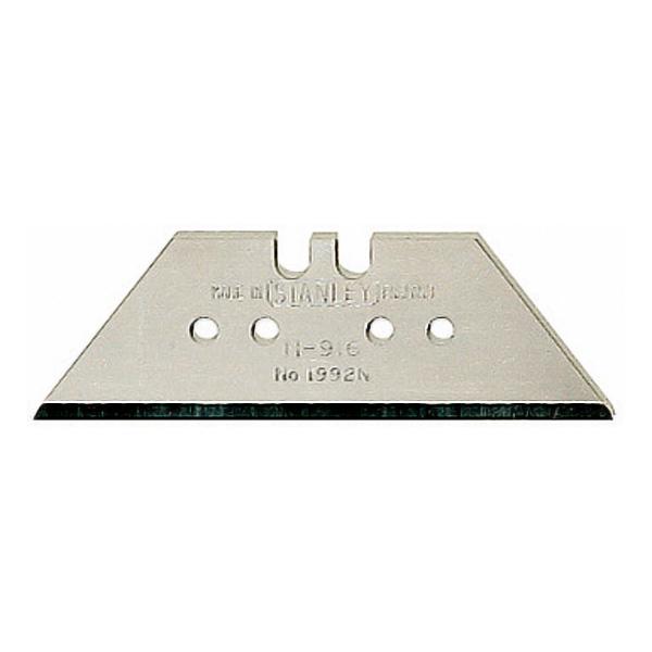 Lame di ricambio 916B a trapezio acuto per cutter - Stanley - conf. 10 pezzi