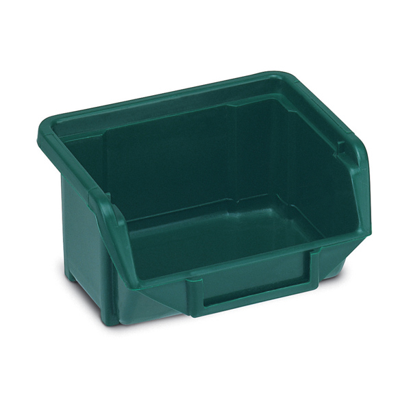 Vaschetta EcoBox 110 - 10,9x10x5,3 cm - verde - Terry