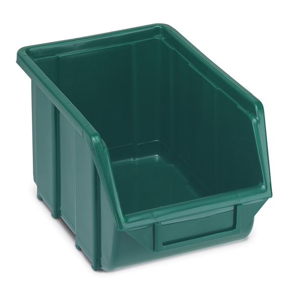 Vaschetta EcoBox 112 - 16x25x12,9 cm - verde - Terry