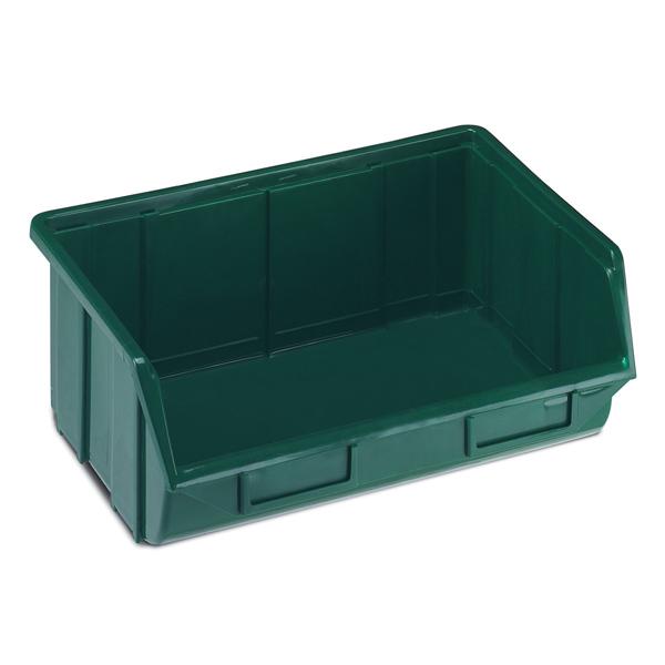 Vaschetta EcoBox 112 bis - 34,4x25x12,9 cm - verde - Terry