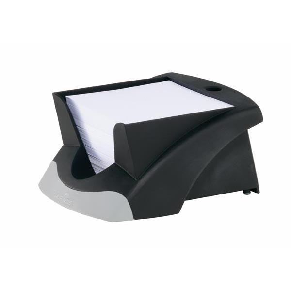 Portafoglietti Vegas - 9x9cm - 500 foglietti inclusi - nero - Durable