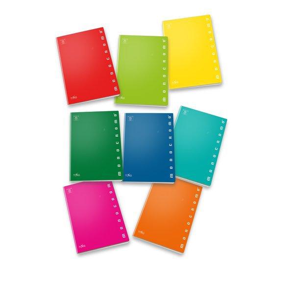 Quaderni A4 Monocromo 100