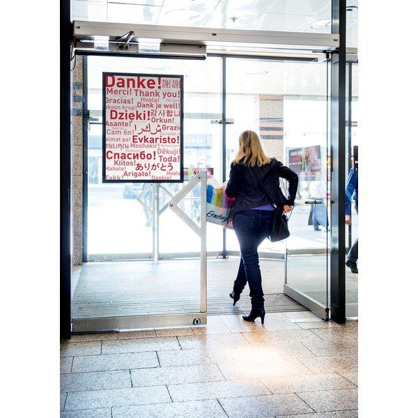 Cornici duraframe poster durable 70x100 cm nero 4992 - Cornici ufficio ...