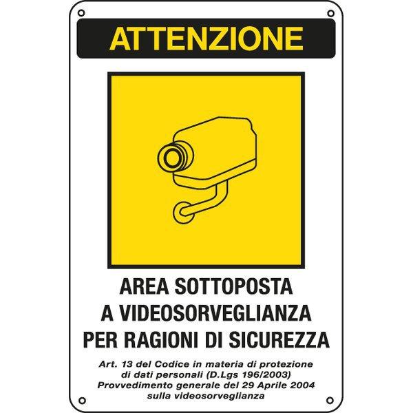 Cartelli segnaletici avvertimento - attenzione