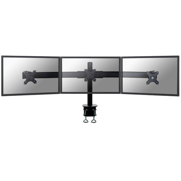 Supporto da scrivania 3 monitor LCD/LED/TFT fino a 27