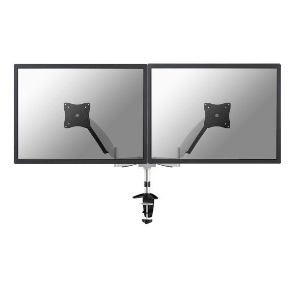 Supporto da scrivania con molla a gas per schermi LCD/LED/TFT