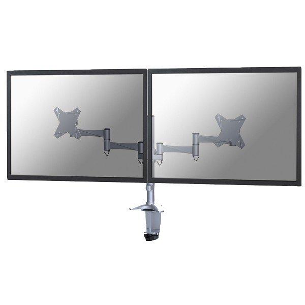 Supporto da scrivania per 2 schermi LCD/LED/TFT