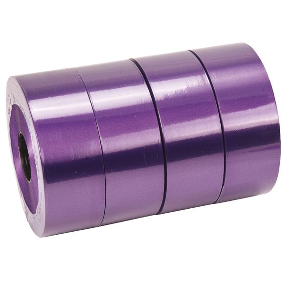 Nastro Splendene - viola 07 - 48mm x 100mt - Bolis - conf. 4 nastri