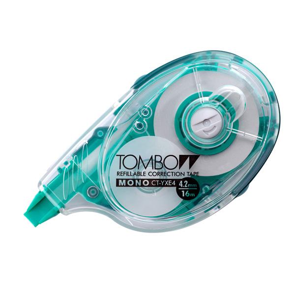 Correttore a nastro - 4,2mm x 16mt - ricaricabile - Tombow
