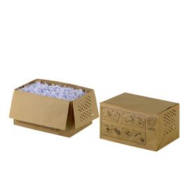 Sacchi per distruggidocumenti - fino a 26 L - carta riciclabile - Rexel - conf. 50 pezzi