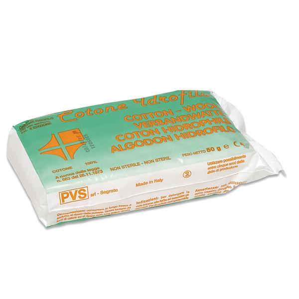 Cotone idrofilo - 50 gr - PVS