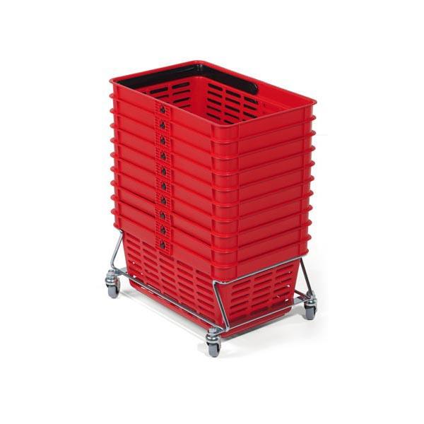 Shopping basket - 40x30x25 cm - 19 litri - Durable