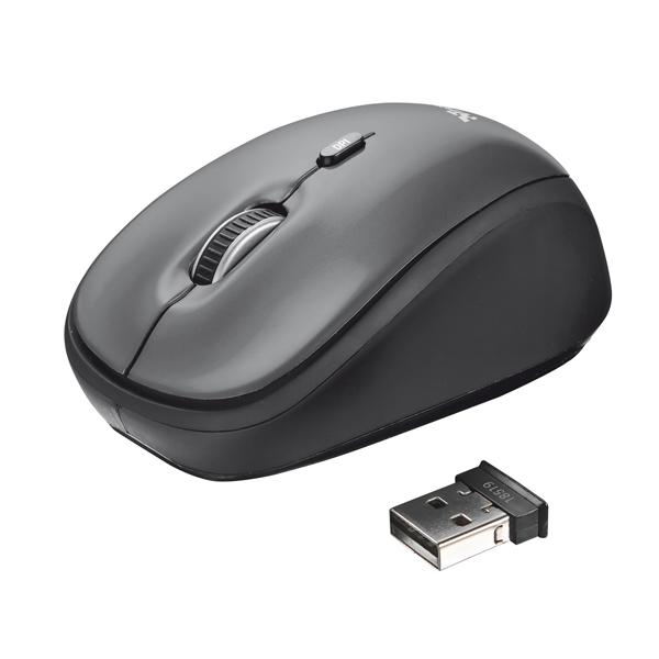 Mouse ottico wireless Yvi - Trust
