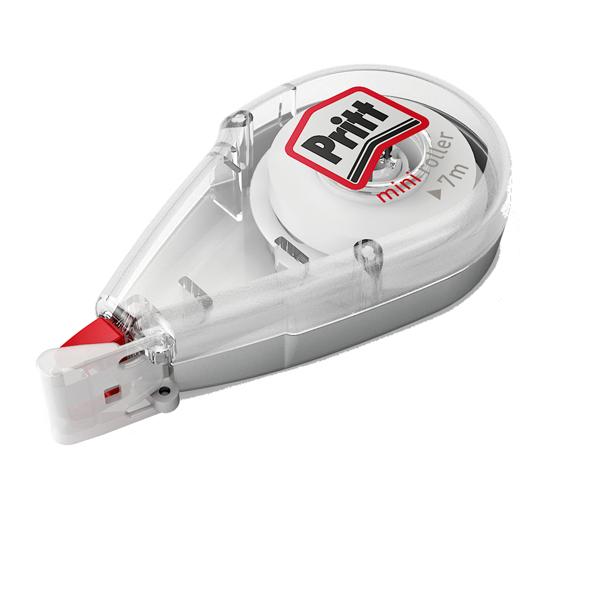 Correttore a nastro Roller Mini - 4,2mm x 7mt - Pritt