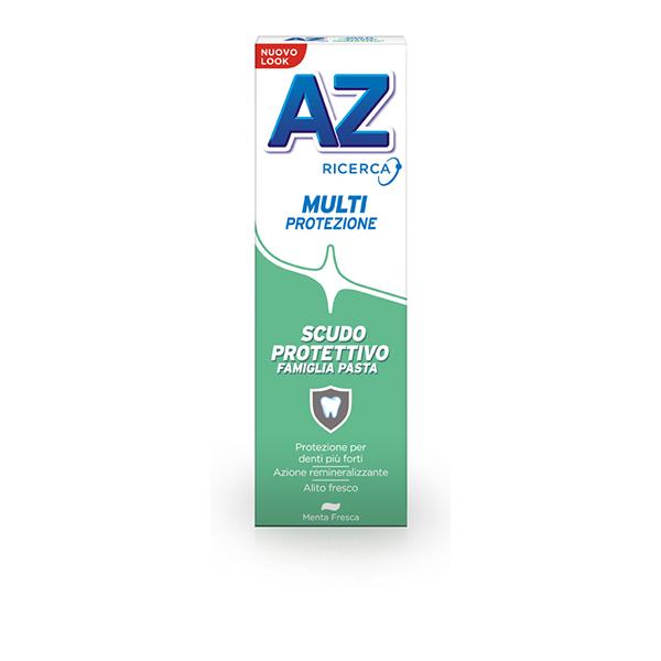 Dentifricio Protezione Famiglia - 75 ml - AZ