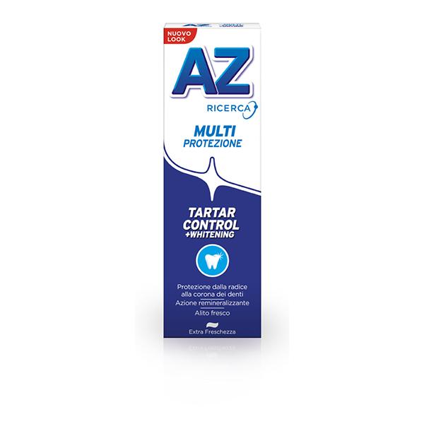 Dentifricio Tartar Control - 75 ml - AZ