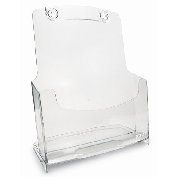 Portadepliant modulare - 1 tasca A4 - 23.7x28.3x12 cm - Arda