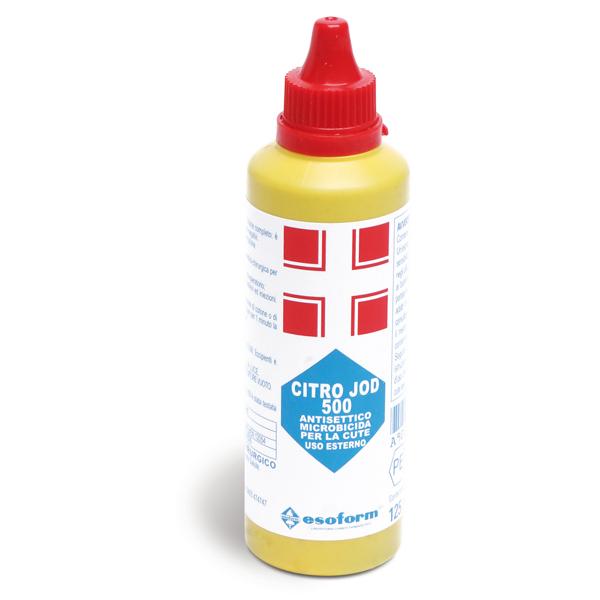 Disinfettante - a base di iodopovidone - 125 ml - PVS