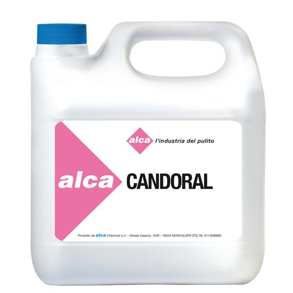 Candeggina Candoral - Alca - tanica da 3 lt