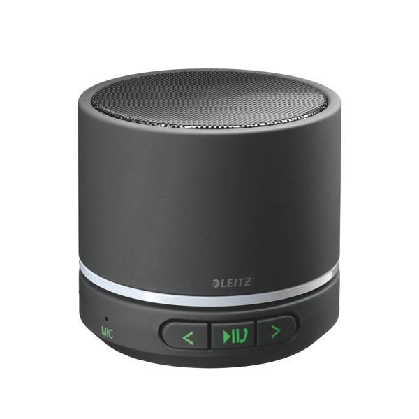 Mini diffusore Bluetooth - nero - Leitz Complete