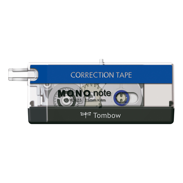 Correttore a nastro Mono note - 2,5mm x 6mt - Tombow