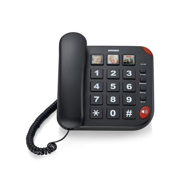Telefono fisso BRAVO 15