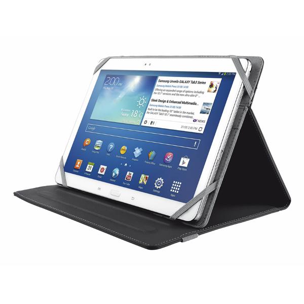 Custodia universale Folio con supporto per tablet  - 10