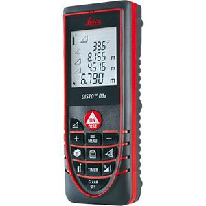 Distanziometro Laser Professionale Leica DISTO™ X310 - 100 m - 790656 - Ufficio.com