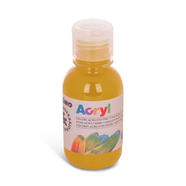 Colori Acryl - 125ml - giallo ocra - Primo