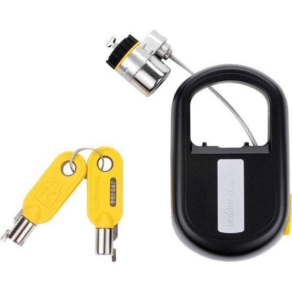Cavo Microsaver Retractable Lock con chiavi
