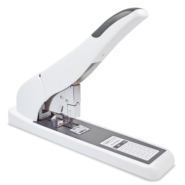 Cucitrice da tavolo ECO HD210 - capacità massima 210 fogli - bianco morbido - Rapesco