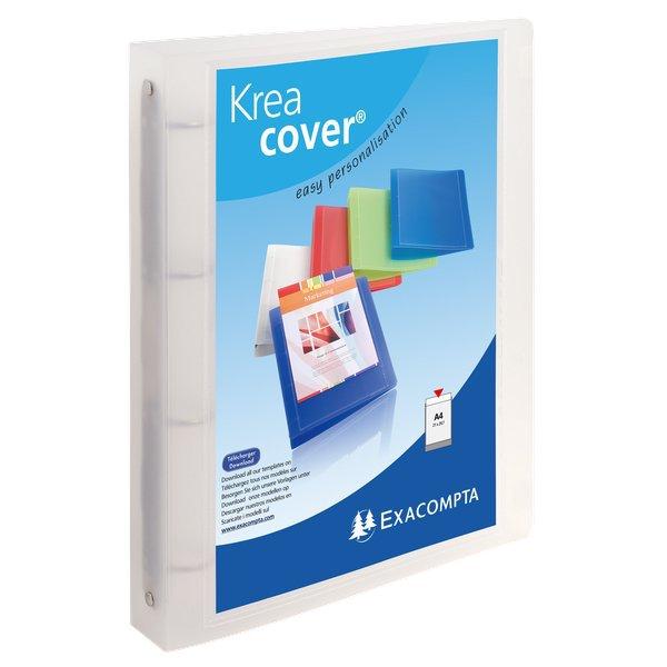 Raccoglitori personalizzabili Kreacover