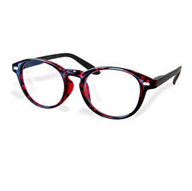Occhiale Personal 2 - diottrie +1,50 - plastica - rosso - Lookkiale