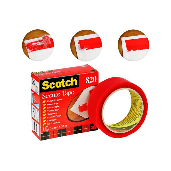 Nastro Scotch  Secure Tape