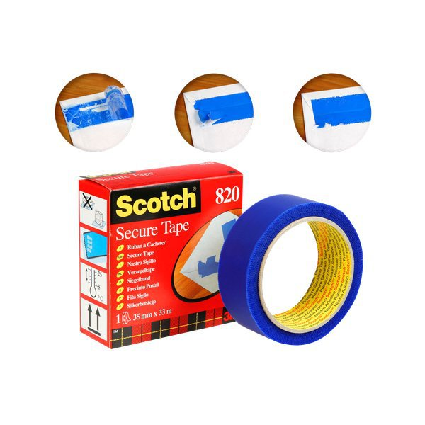 Nastro Scotch  Secure Tape