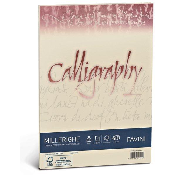 Calligraphy Millerighe Rigato