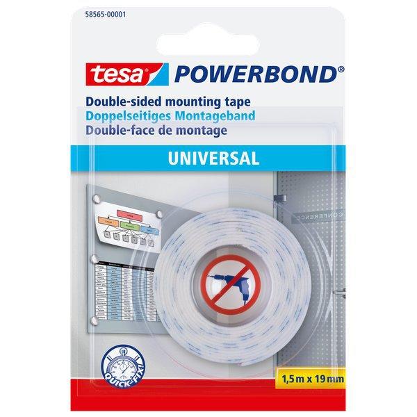 Nastro biadesivo Universal Powerbond