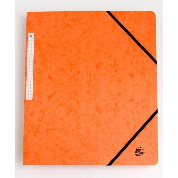 Cartelle con elastico 3 lembi 5 star