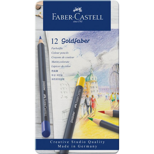 Matite colorate GOLDFABER