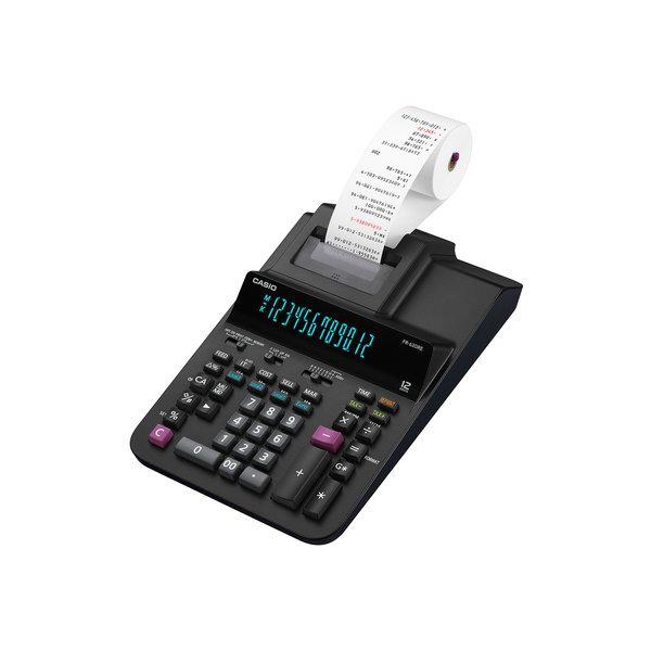 Calcolatrice scrivente FR-620RE a 12 cifre
