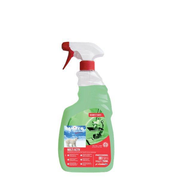 Detergente Disinfettante inodore Multi Activ