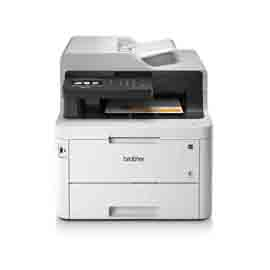 Brother - multifunzione - led 4 in 1, a 24 ppm, mfcl3770cdw