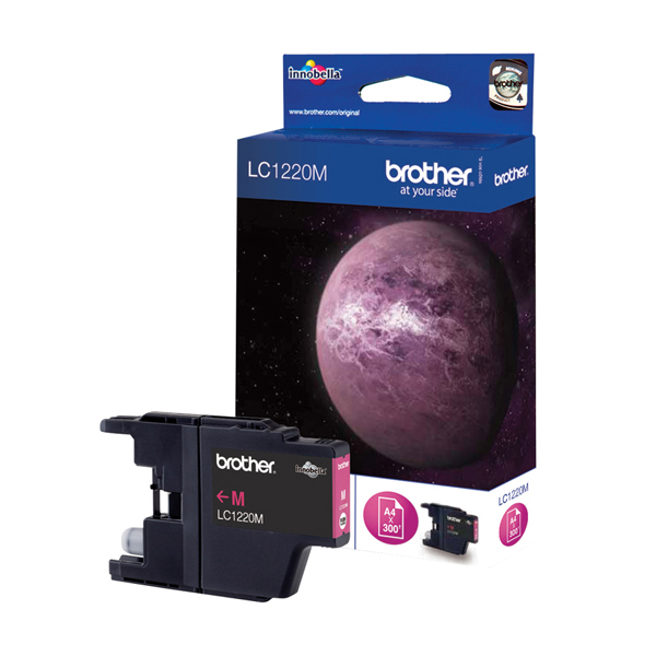 Brother - Cartuccia - Magenta - LC1220M - 300 pag