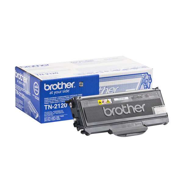 Brother - Toner - Nero - TN2120 - 2600 pag