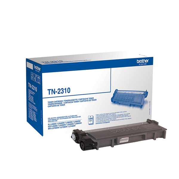 Brother - Toner - Nero - TN2310 - 1200 pag