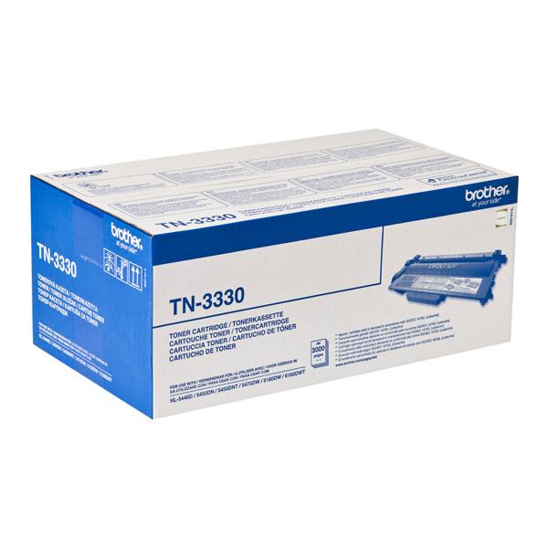 Brother - Toner - Nero -TN3330 - 3000 pag