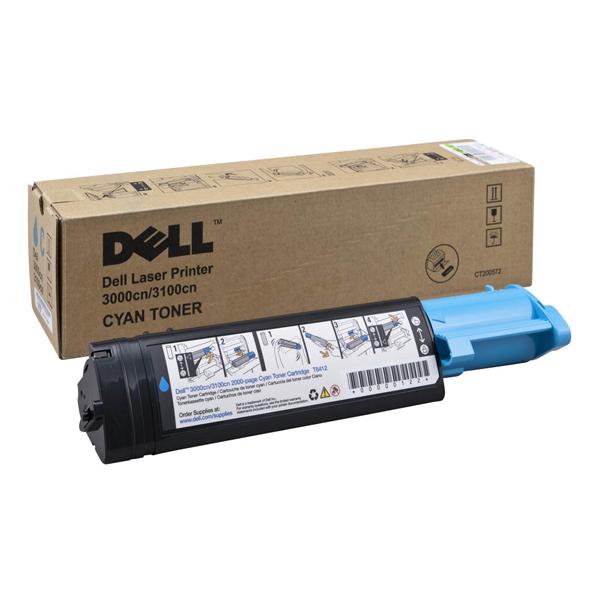 Dell - toner - 59310064, capacità standard, ciano