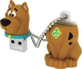 Emtec - USB 2.0 - HB106 Scooby Doo 3D - 16 GB