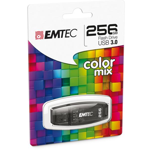 Emtec - Memoria Usb 3.0 - Nero - ECMMD256GC410 - 256GB