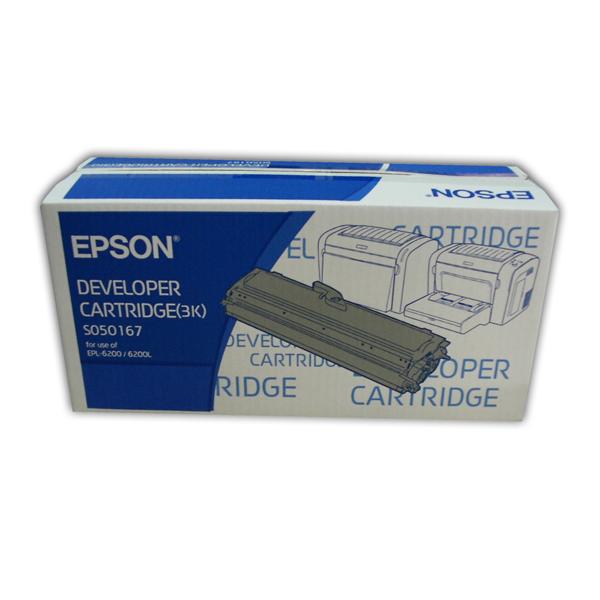 Epson - Toner - Nero - C13S050167 - 3.000 pag